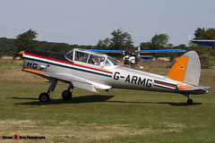 G-ARMG - C1 0575 - Private - De Havilland Canada DHC-1 Chipmunk 22A - Little Gransden - 070826 - Steven Gray - IMG_2594
