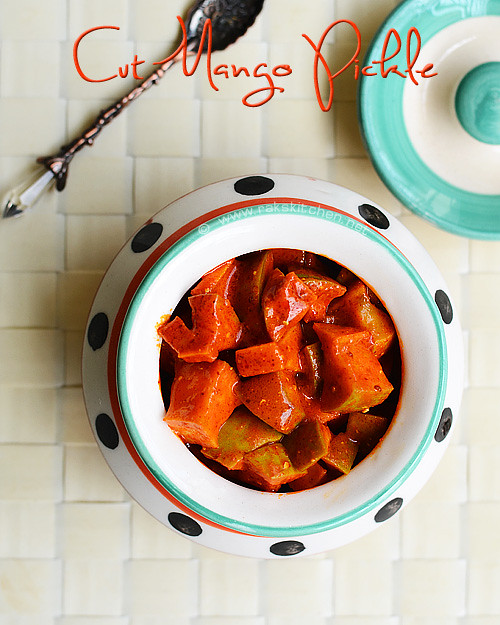 South-indian-mango-pickle