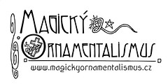 The sticker Magical ornamentalism (designed by me)