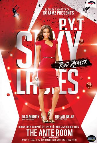 P.Y.T. Sexy Ladies 8_06_16