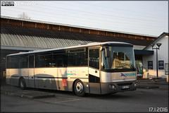 Irisbus Axer - Kéolis Pynénées / Midi-Pyrénées n°128 - Photo of Cantaous