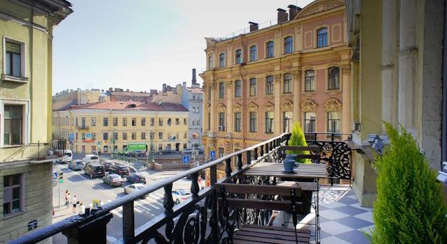 Отель Hotel Club Chao mama (Санкт-Петербург, Россия)