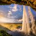 Seljalandsfoss by BenjaminMWilliamson