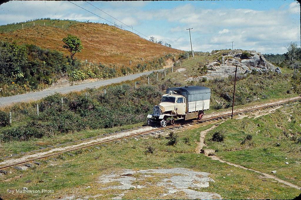 Returning to Mamaku Feb 1972