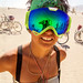 DSC04868 - Woman with Mirror Goggles - Burning Man 2016 by loupiote (Old Skool) pro