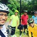 At Zhenghua Park, after the #fall. :) Pic courtesy of Pak Manon. #cycling #LateUpload