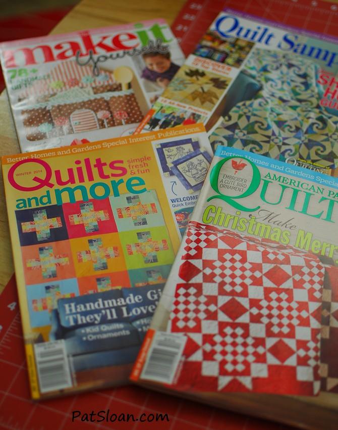 pat sloan apq magazines