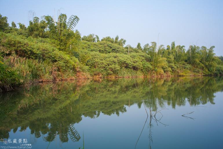 台南私藏景點-南化大貢山連心湖 (25)