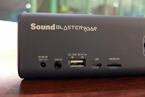 Sound Blaster ROAR 06