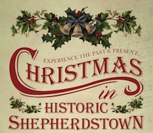 Christmas in Shepherdstown Shepherdstown WV