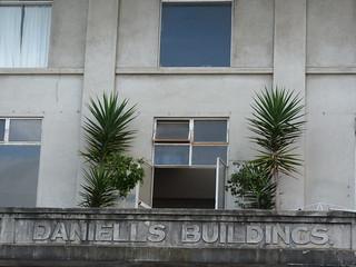Daniell's Buildings, Masterton