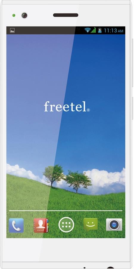 freetel XM 実物大の製品画像