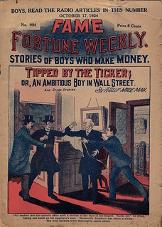 Fame and Fortune Weekly Dime Novel Story Paper