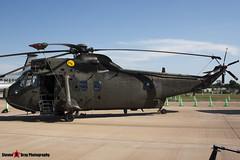 ZF116 - WA962 - Royal Navy - Westland WS-61 Sea King HC4 - Fairford RIAT 2006 - Steven Gray - CRW_1973