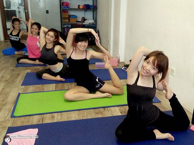 healthy yoga