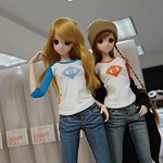 Carro de la compra de la Smart Doll