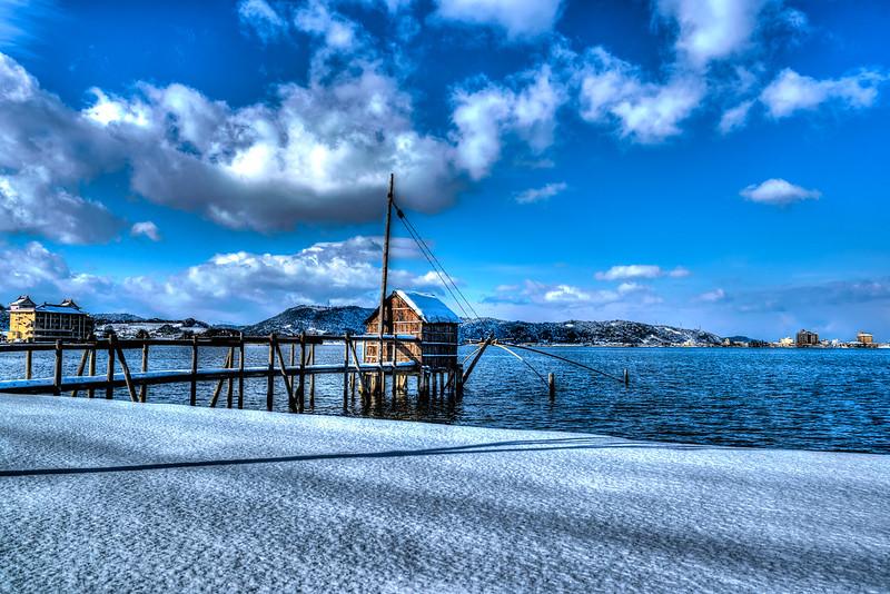 東郷湖HDR