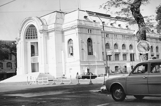 SAIGON 1966 - Trụ sở Quốc Hội