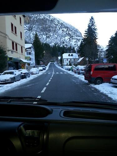 Vacaciones de Navidad 2014. Esquí de fondo en Somport. Segunda parte