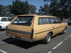 1981 Chrysler CM Valiant Regal station wagon
