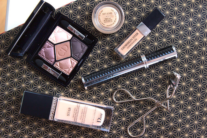 Quick Daily Look with Dior Cuir Cannage