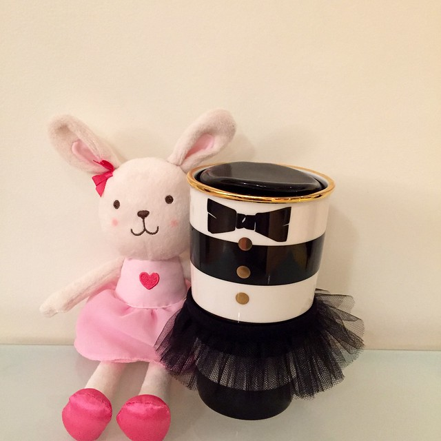 Stargucks Alice +  tutu mug from last year