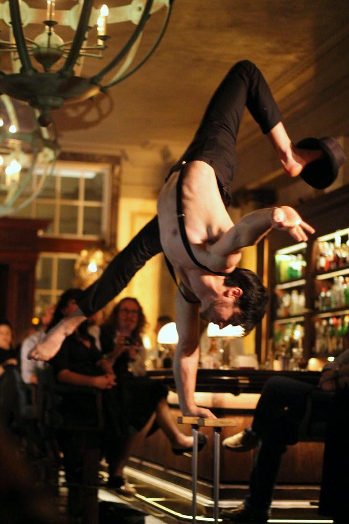 Rosewood Hotel Cabaret club (11)