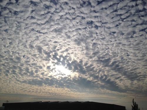 Tappeto di nuvole!