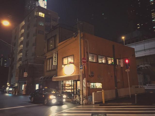 大阪天神橋附近