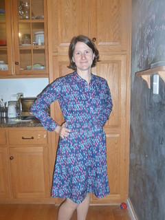 Blank Slate Marigold dress