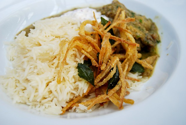 Roast's Pheasent Curry