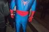 Spiderman's ass