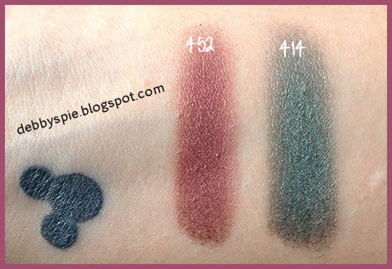 swatch palette da due