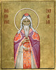 Prophet Zachariah icon