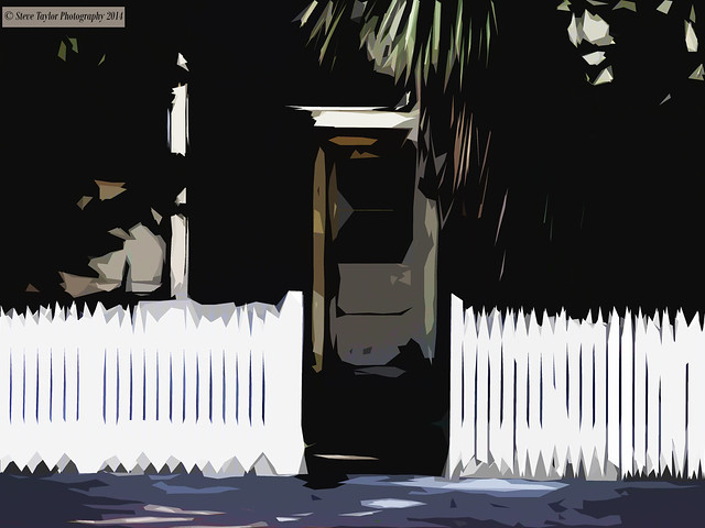 Steve Taylor (Photography) - The White Picket Fence