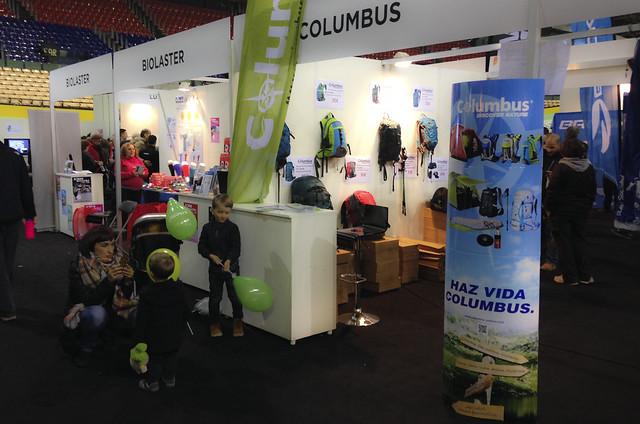Columbus Discover Nature Feria del Corredor BSS50