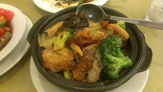 Monk's Choice Hot Pot at Green Gourmet