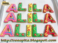 ALILA COOKIES