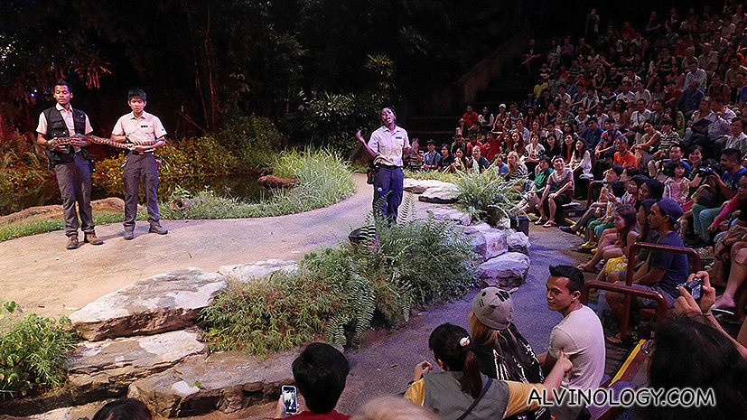 The awesome Creatures of the Night show at Night Safari is always a crowd-pleaser, but there's more to do