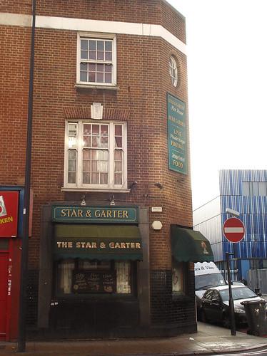 Les Delices de Tresor, New Cross, London SE14