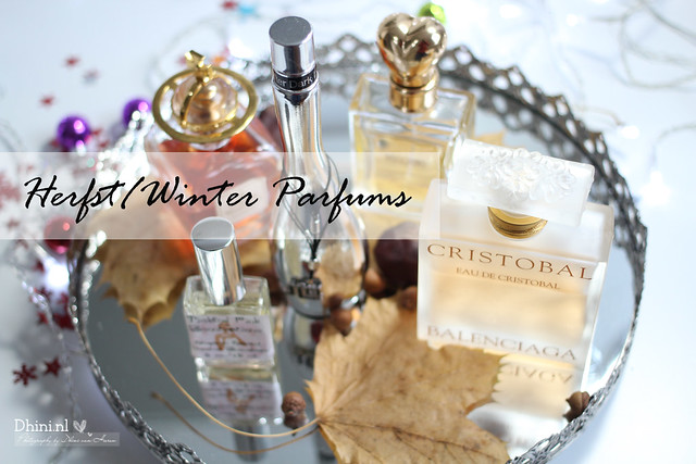 Herfst Winter Parfums