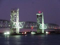 Marine Parkway Bridge Lights Restored