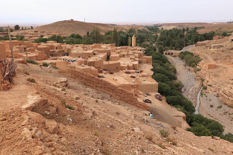 Berrem village
