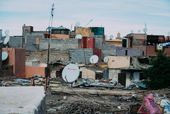 waste, slum,
