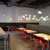New restaurant Shannon White & I designed/produced with @HAVAstudios.