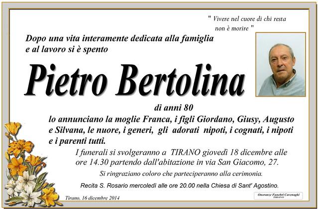 Bertolina Pietro