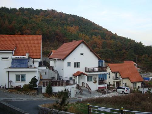 Deutsches Dorf in Namhae