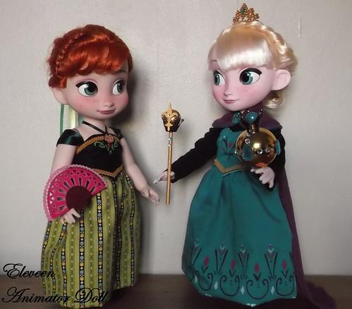[Créations] Eleveen Animator Doll : Confections *News : Anna tenue Hiver et Kiki Animator* 15855966357_8711e82ef4