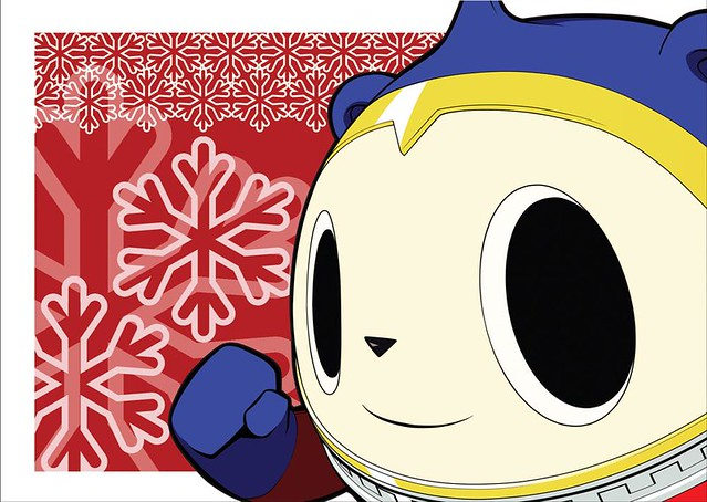 Happy Holidays from ATLUS, 2014