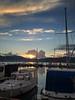 The small marina ib Fethiye